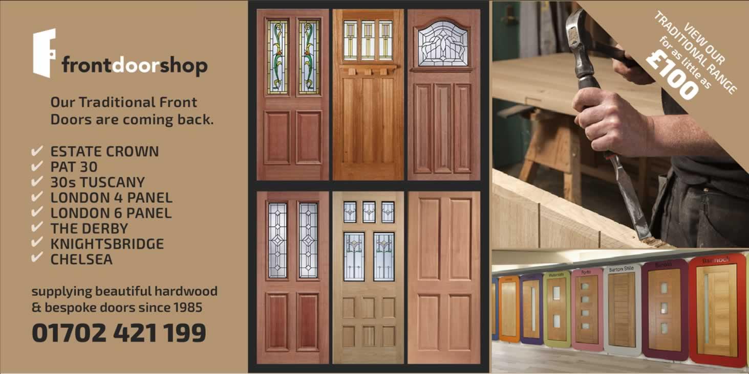 Traditional Front Doors Are Back Front Door Shop
